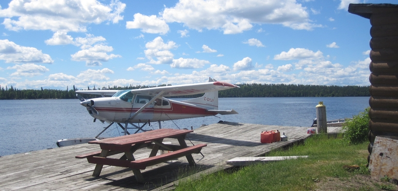 canada fly in fishing outposts
